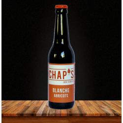 Bière CHAP'S Blanche aux...