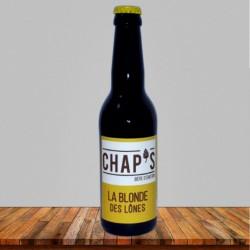 Bière Ale Blonde des Lônes...
