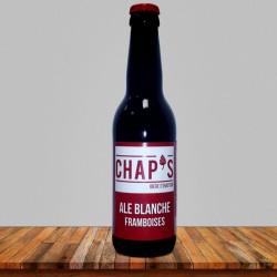 Bière Blanche au Blé Aux...