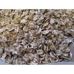 Flocons de blé entiers